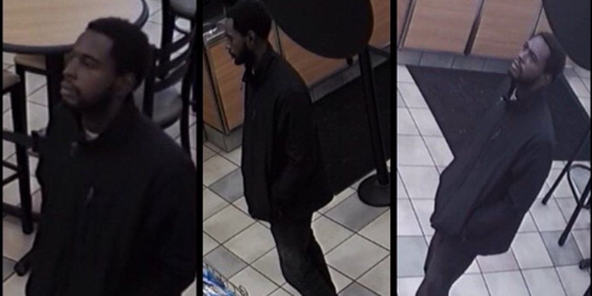 CPD searching for suspect who robbed Subway on Garners Ferry