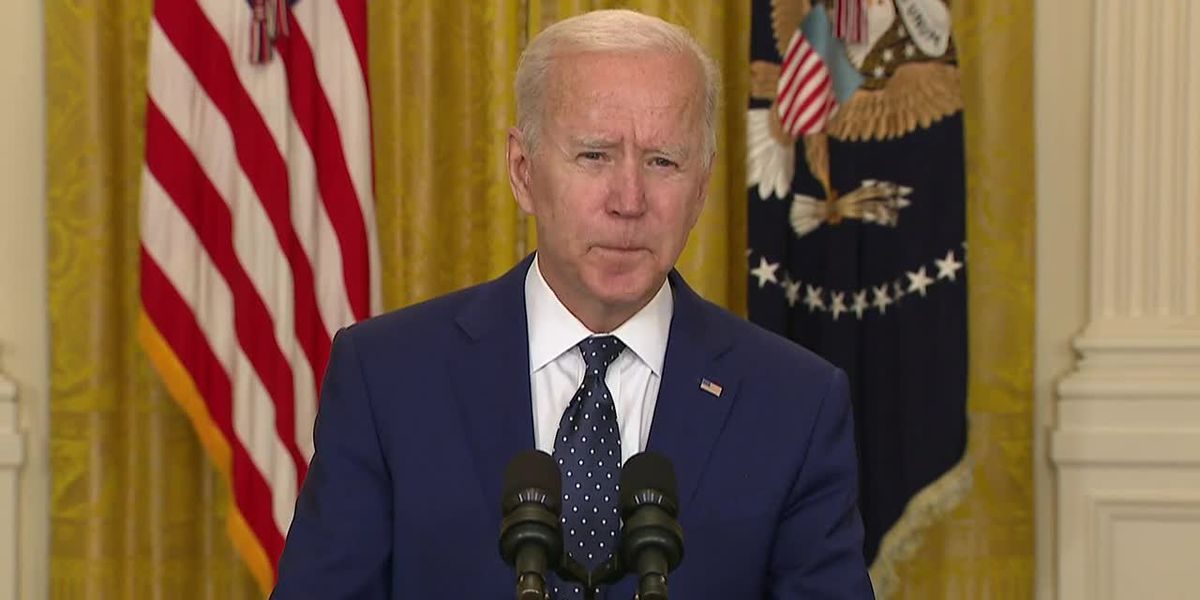 Biden remarks on Russia sanctions