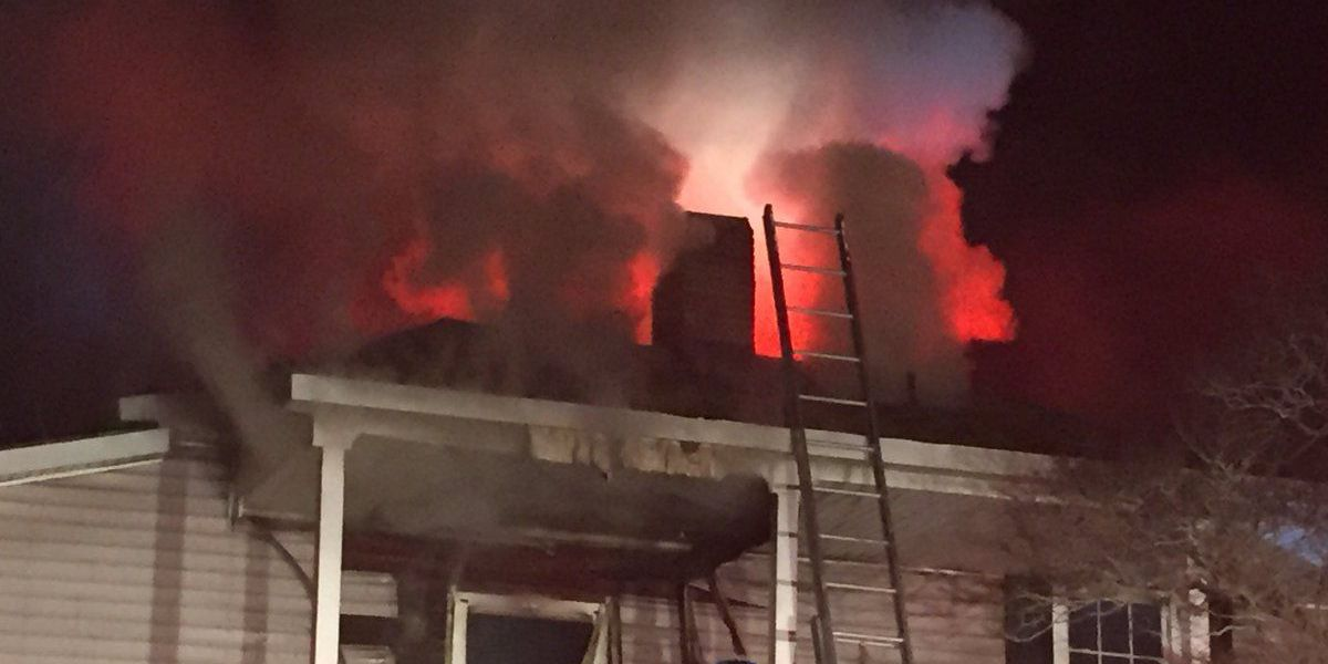 Unattended cooking cause of 2-story house fire in Columbia