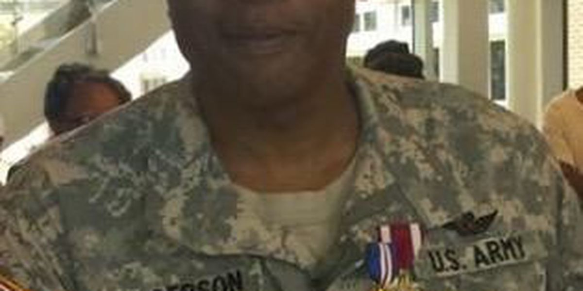 WIS Salutes SGM Larry Anderson