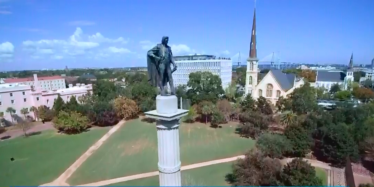 City Council approves resolution to remove John C. Calhoun statue from Marion Square