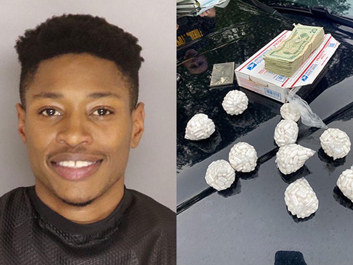 SC interstate drug trafficking busts net 600 grams of fentanyl, deputies say