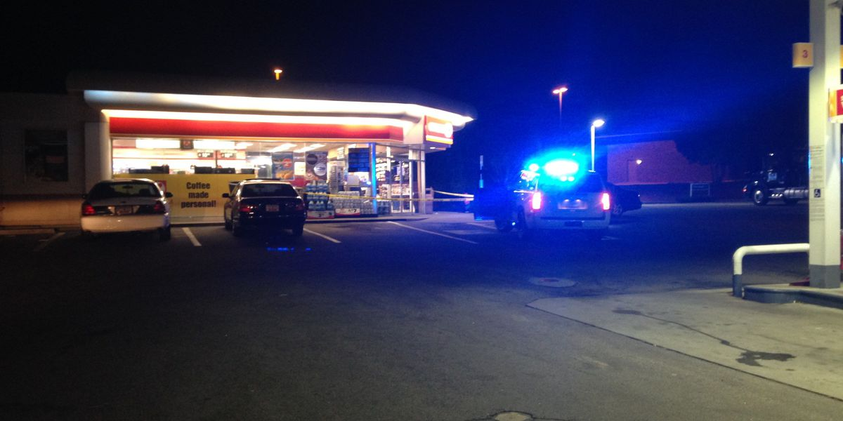 Deputies investigating gas station armed robbery on Bush River Rd.