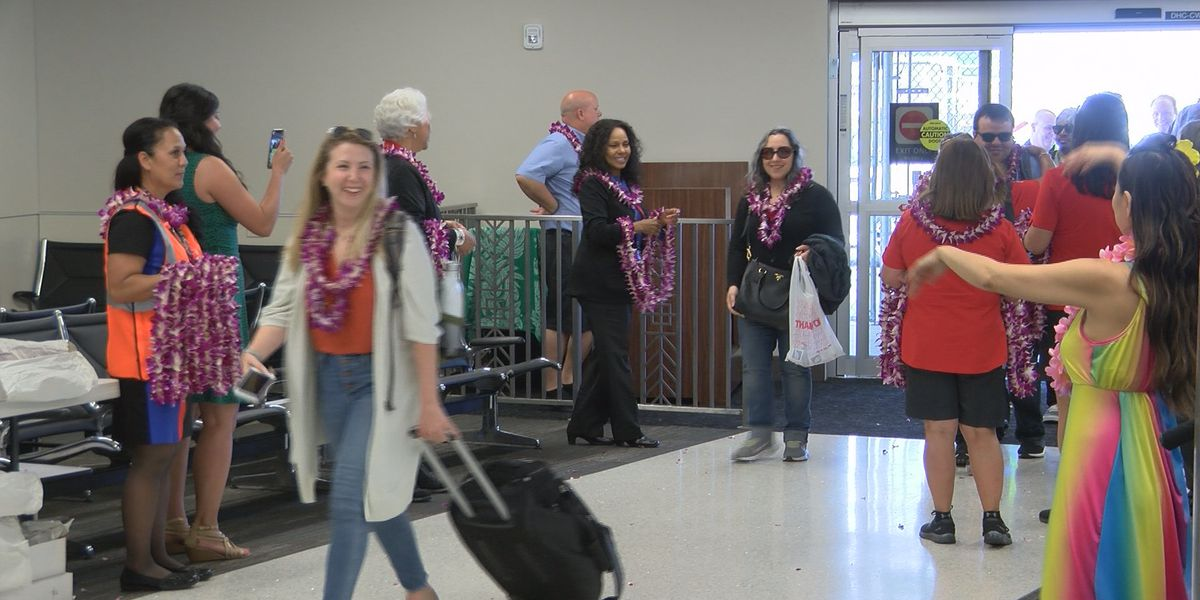 Southwest begins much-anticipated service to Hawaii