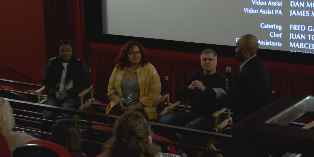 Student organizes screening of movie that aims to start conversation on race relations