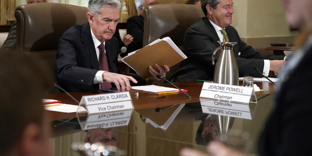 Fed is set to keep rates on hold before a hike later in year
