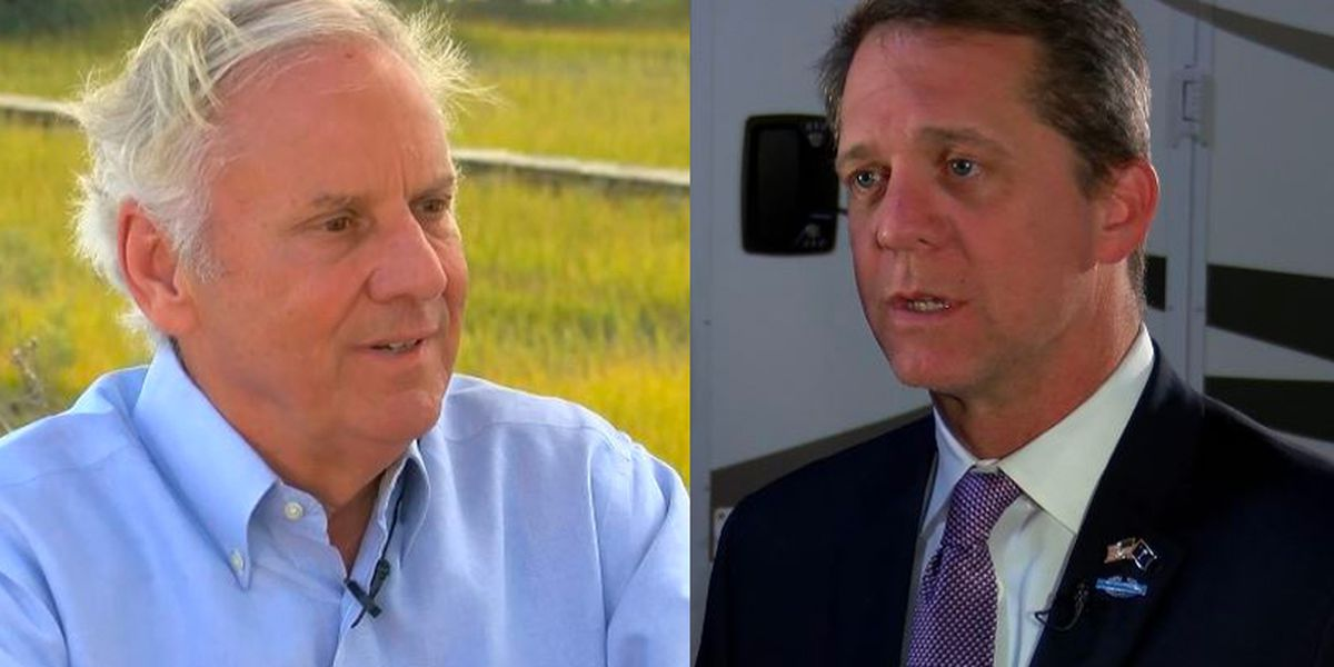 Henry McMaster winner in SC governor's race over James Smith
