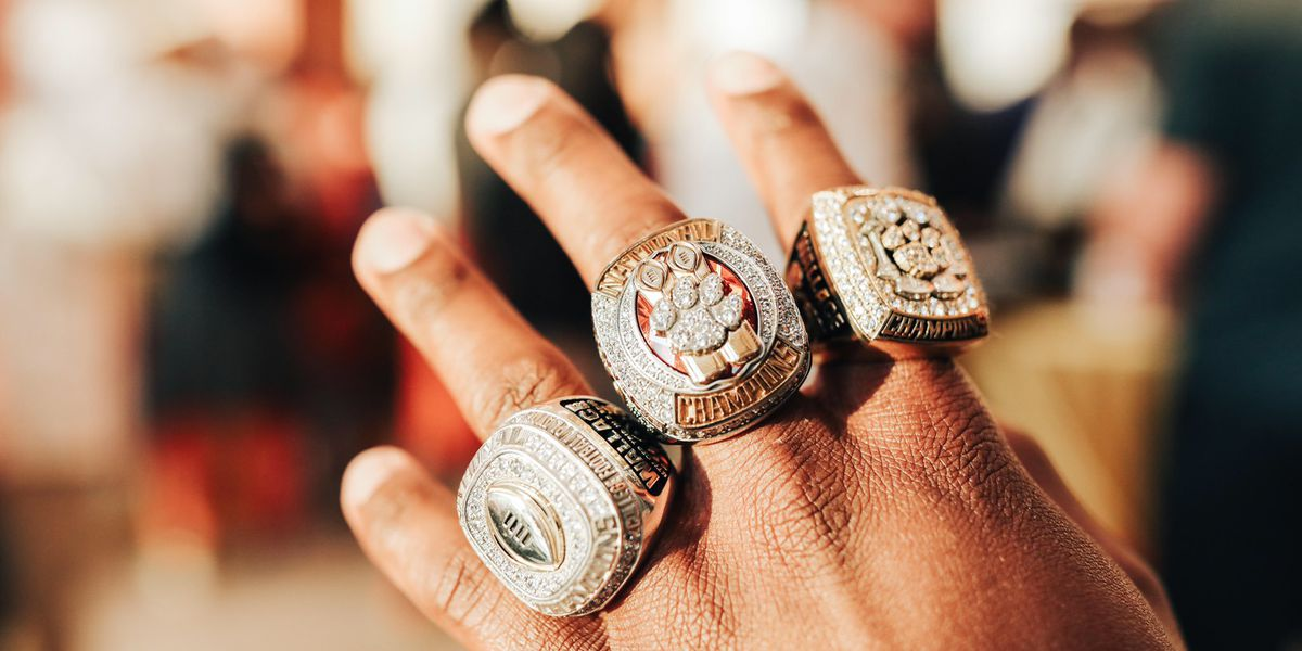 'Eye of the Tiger:' Clemson football receives 2019 National Championship rings