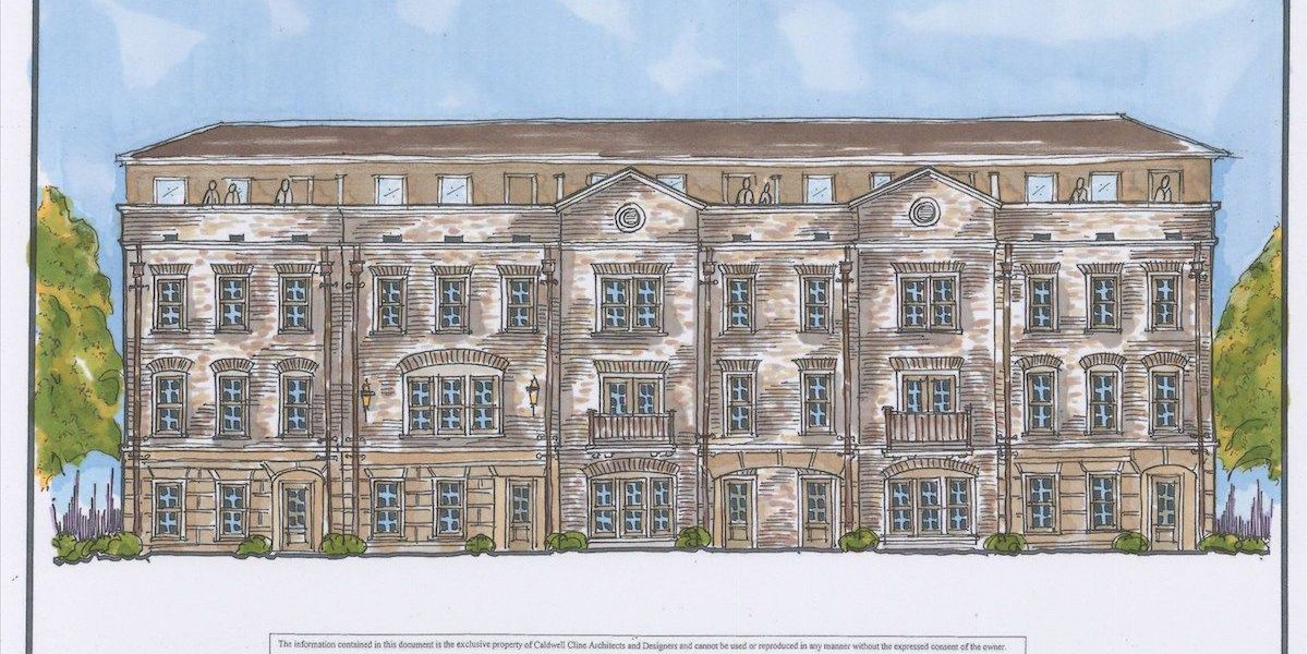 Developer announces town homes at BullStreet development