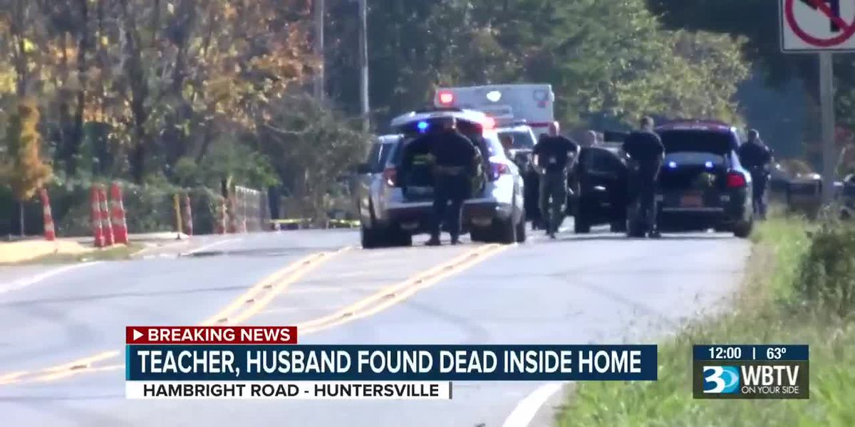 Teacher, husband found dead inside home after SWAT situation