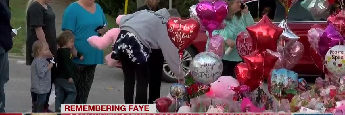 'The Faye feeling': Family friend describes warmth shared by 6-year-old Faye Swetlik