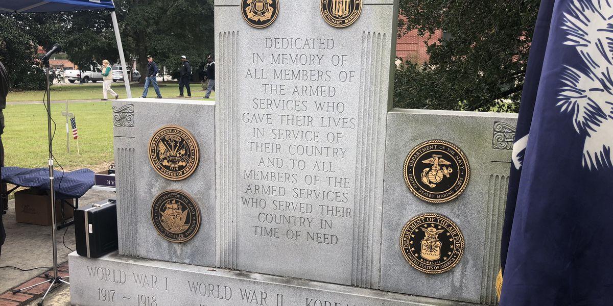 Fallen Vietnam War veterans honored in Clarendon County
