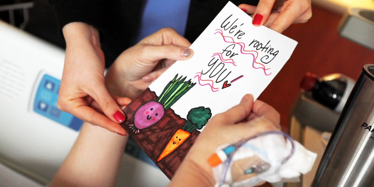 Lexington Medical Center requests homemade, hope-filled greeting cards for patients