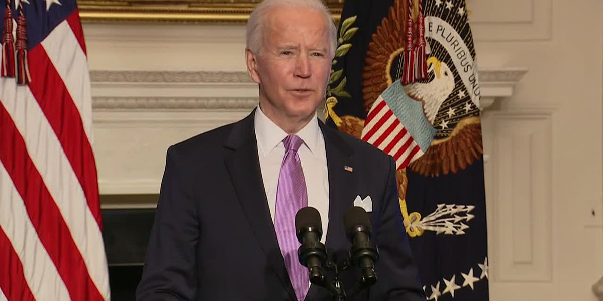 Biden pledges to speed up vaccine deliveries