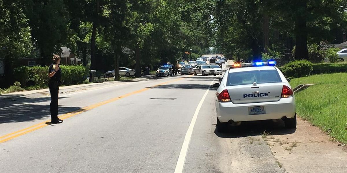 False shots fired call leads to heavy police presence near Columbia College