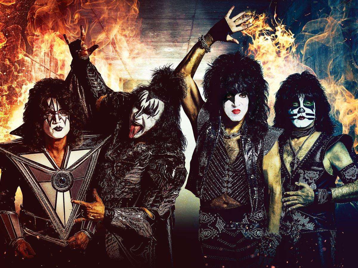 Legendary rock band KISS coming to Columbia on final tour