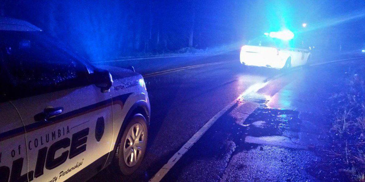 2-vehicle collision seriously injures person on moped