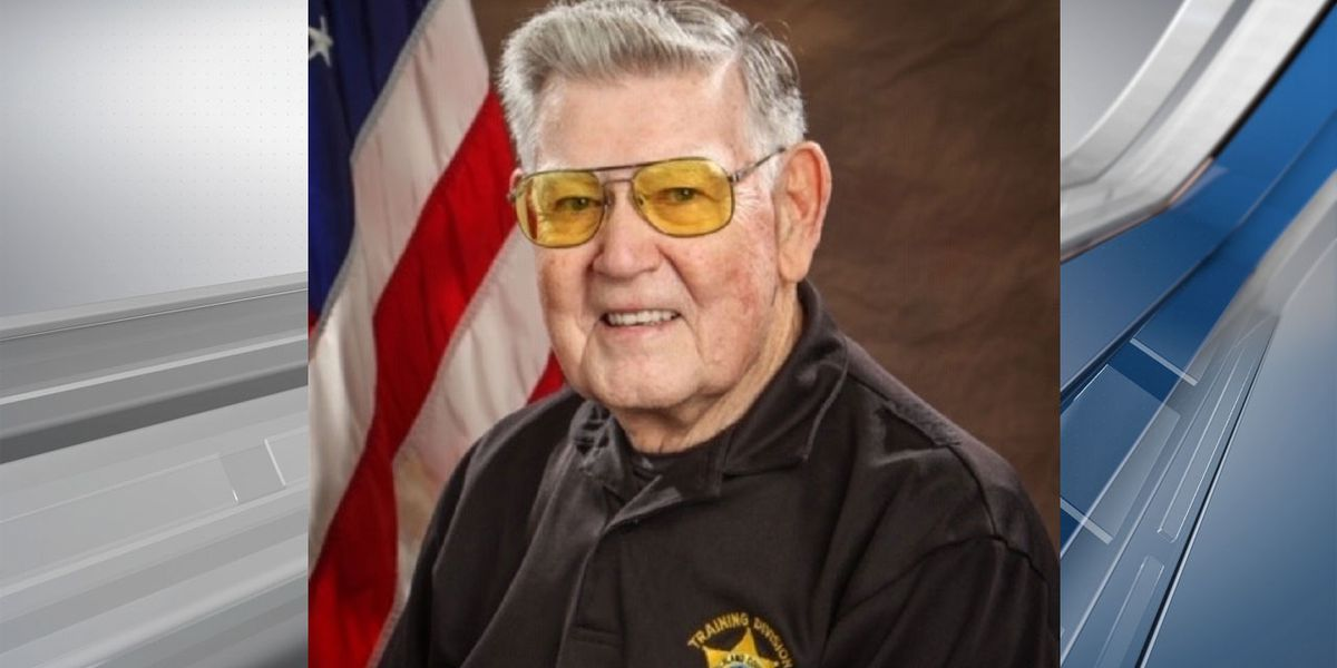 RCSD reserve deputy retires on his 90th birthday