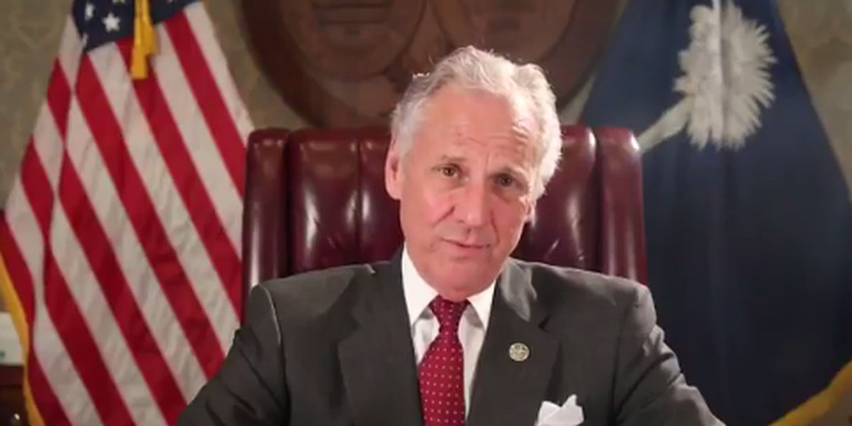 Gov. Henry McMaster, six others, push for President Trump Nobel Peace Prize in letter