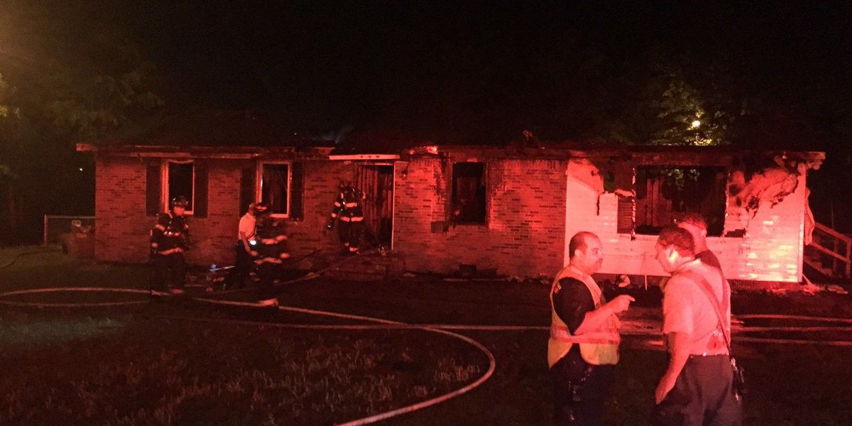 Firefighters investigate overnight house fire in Elgin