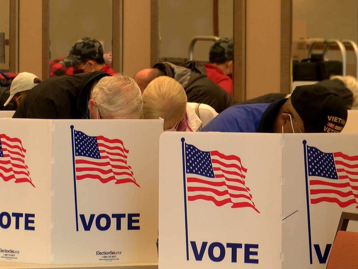 Anxiety 2020: Voters worry about safety at the polls