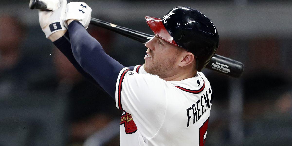 Freddie Freeman wins National League MVP