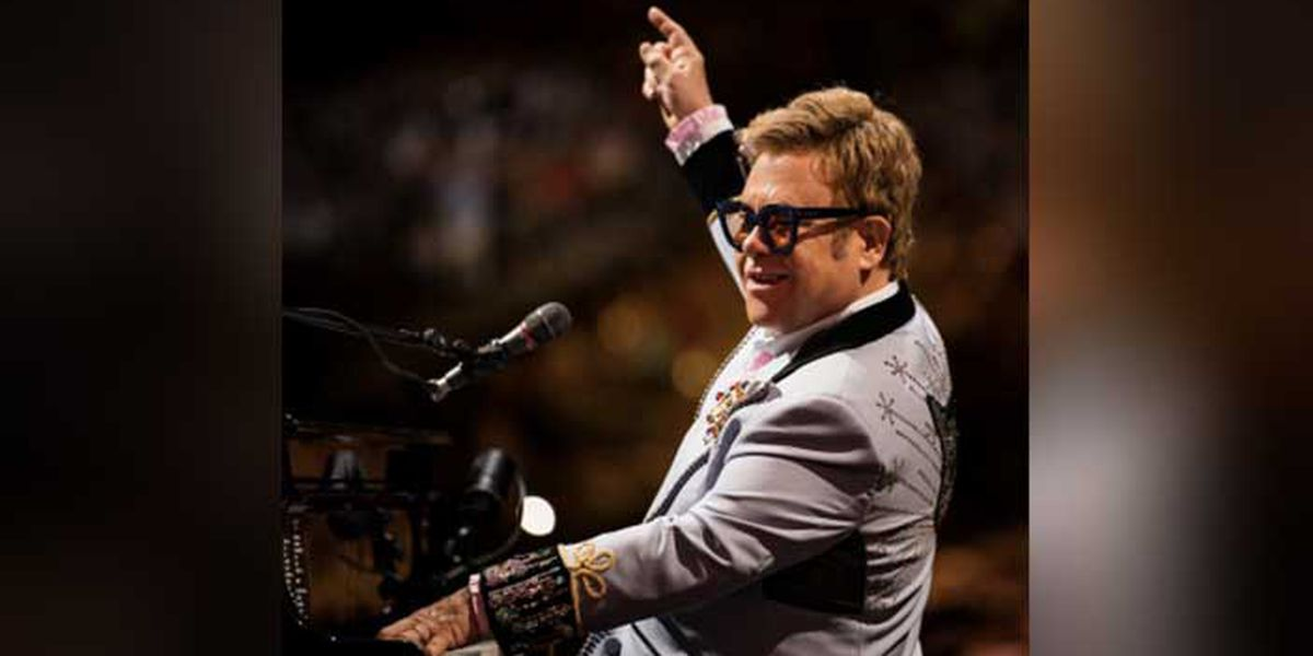Elton John coming to North Little Rock