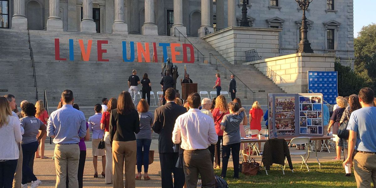 United Way of the Midlands kicks off annual campaign at State House