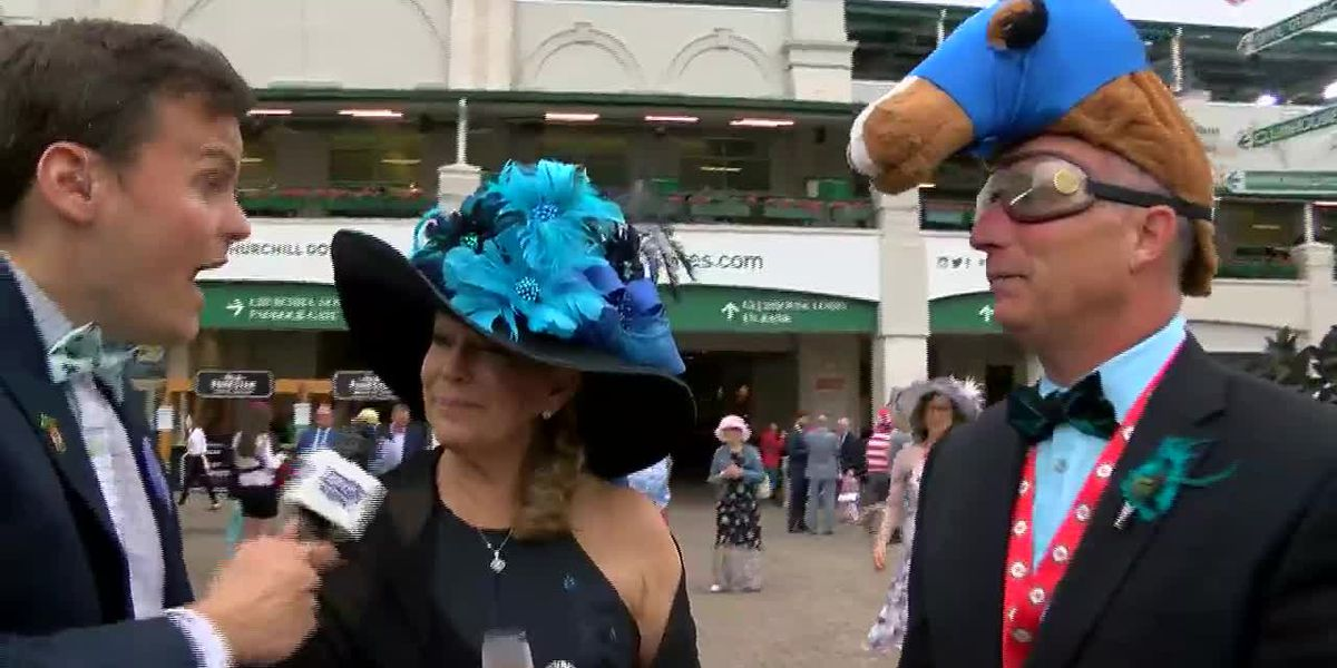 VIDEO: Derby Day sights at Churchill Downs