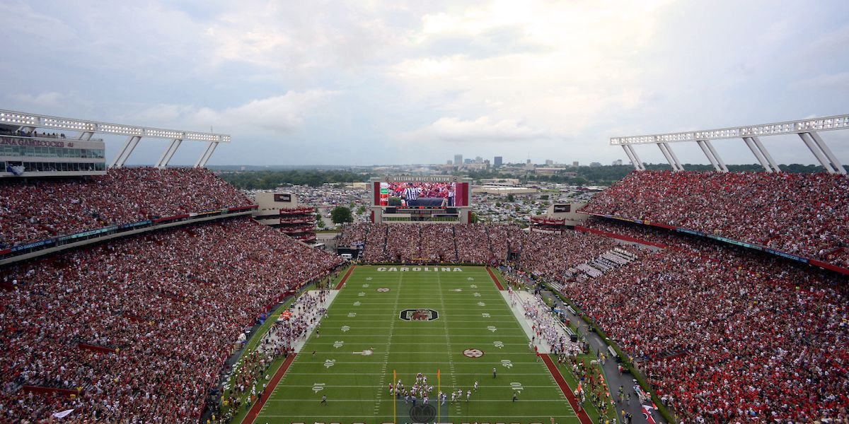 Time set for South Carolina Garnet & Black Spring Game