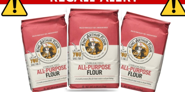 Flour sold at local stores recalled for E-Coli outbreak concerns