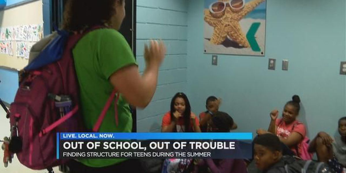 Tips: Keeping kids out of trouble while they're out of school