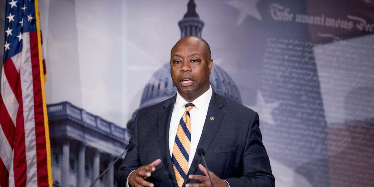 Sen. Tim Scott among lawmakers pushing for virtual diabetes prevention program