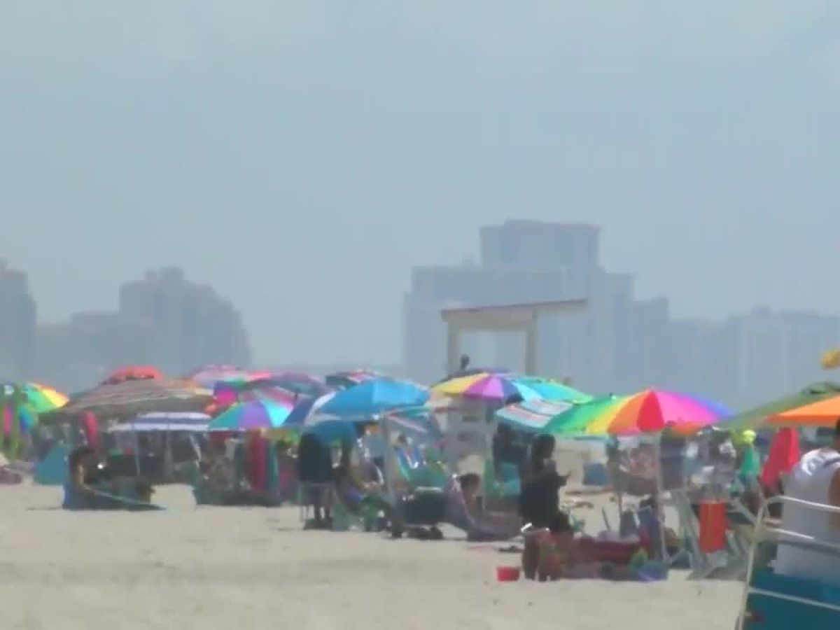 Myrtle Beach City Council passes new beach rules