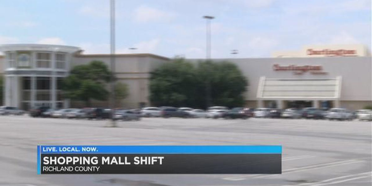 Richland County is currently eye-balling shopping malls for new offices
