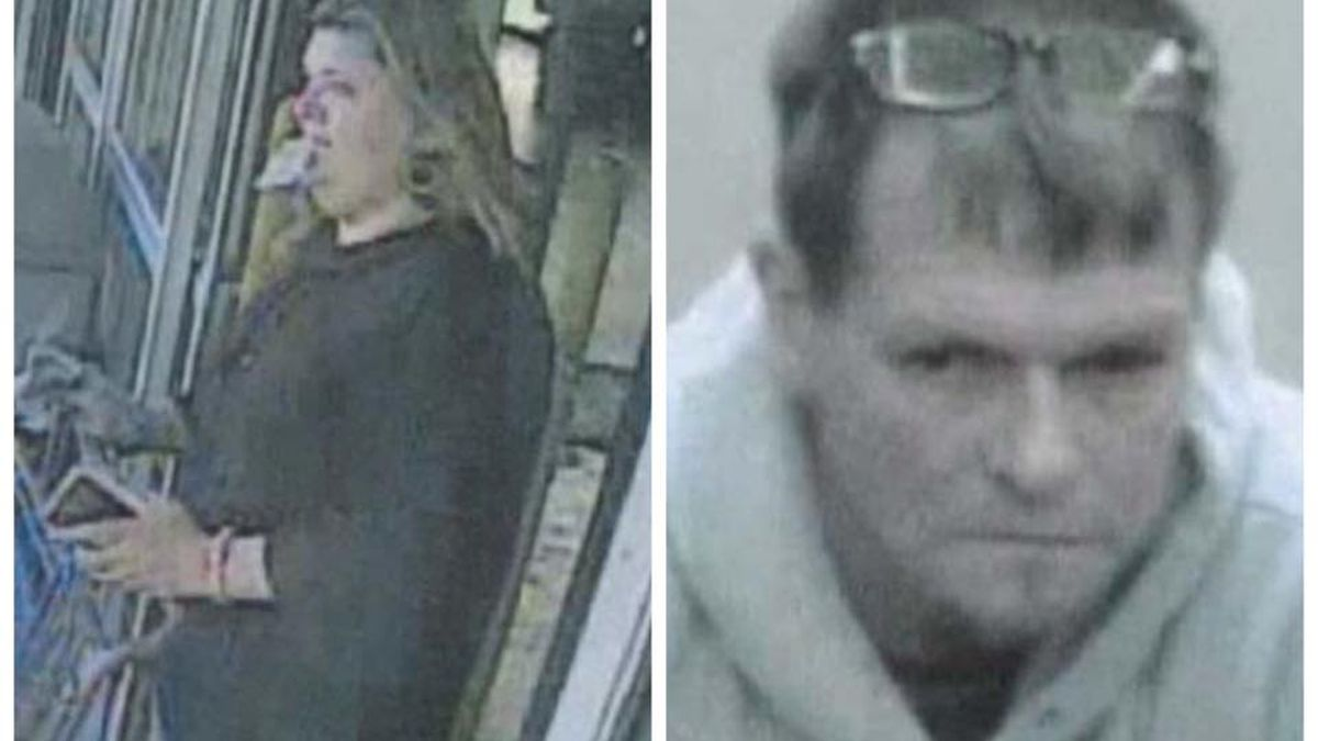 Lexington deputies in search of pair possibly involved in Walmart larceny