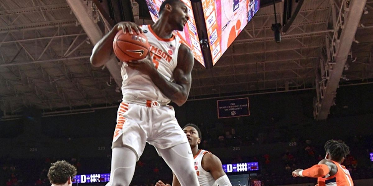 Simms and Honor handle Syracuse zone, Tigers blow out Orange