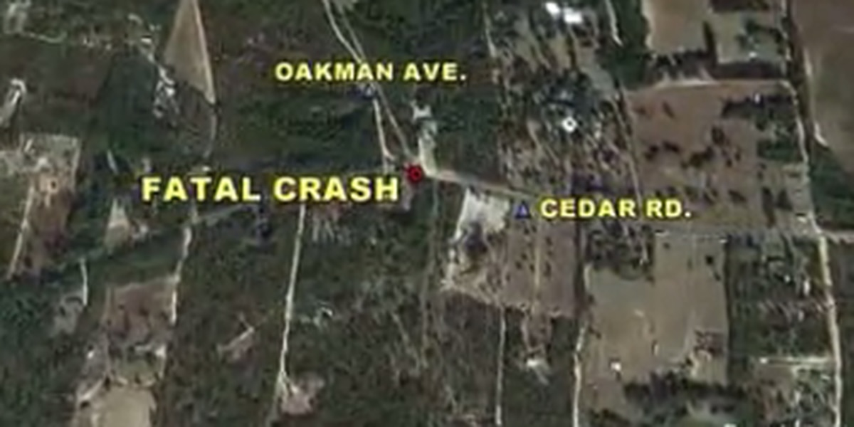 43-year-old identified in Aiken County crash