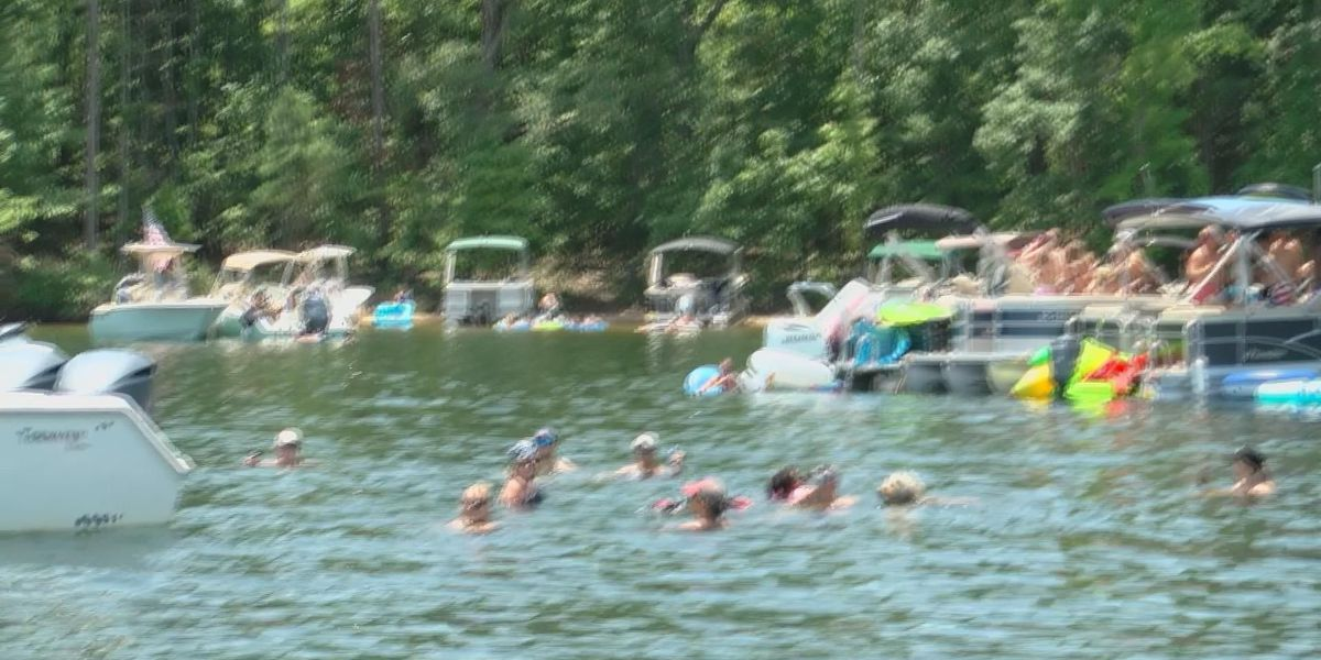 SCDNR: Lake Murray has a history of being safe on July 4th