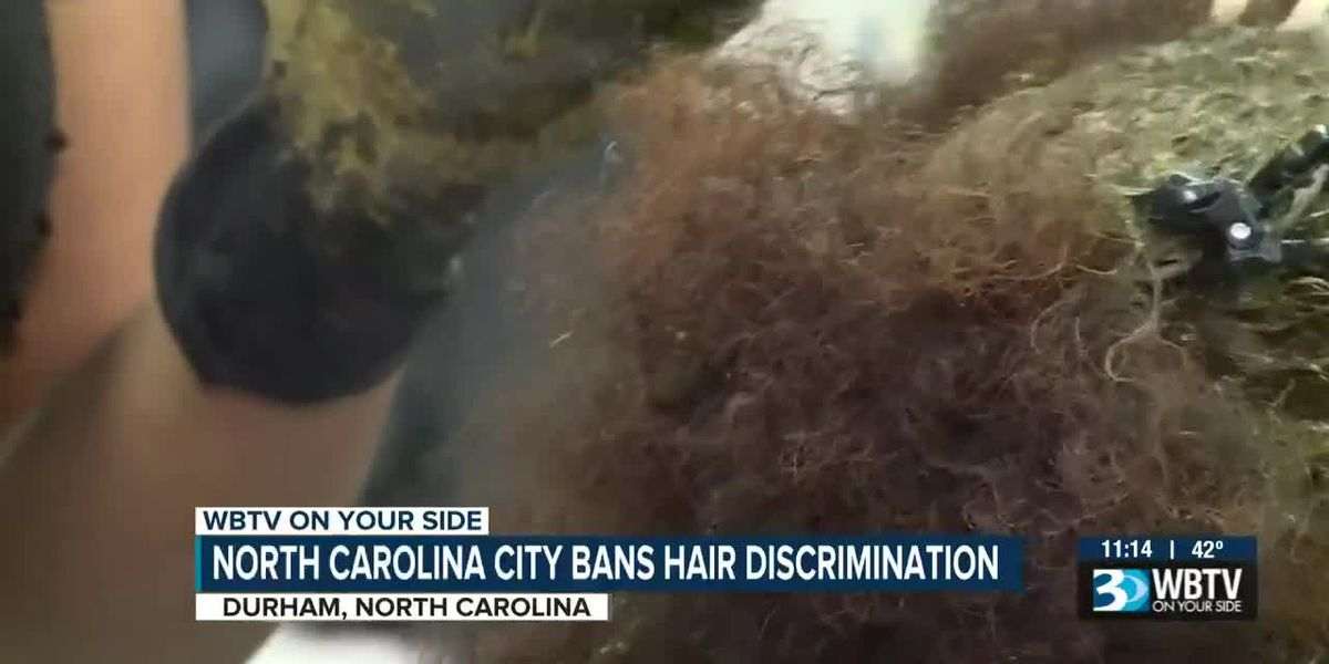 North Carolina cities OK ban on hairstyle discrimination