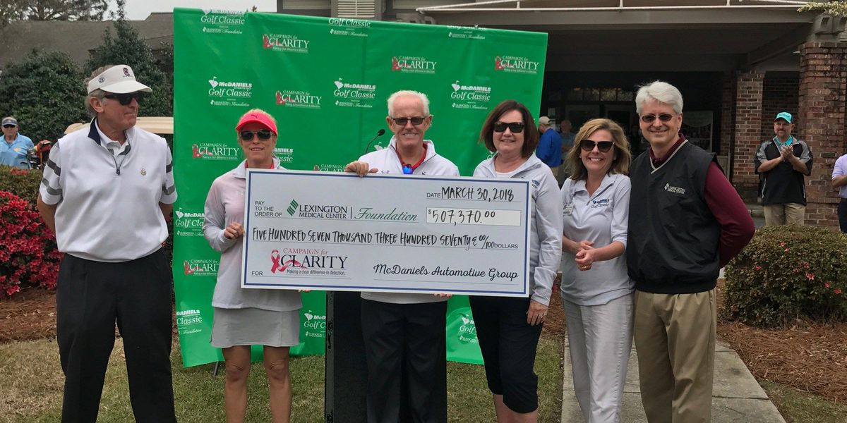 The numbers are in! McDaniels Auto raises over $500,000 for LMC!