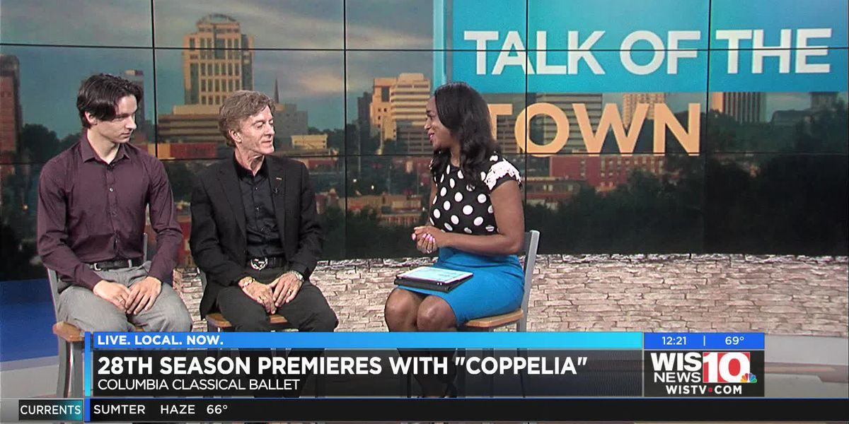 Talk of the Town: Columbia Classical Ballet