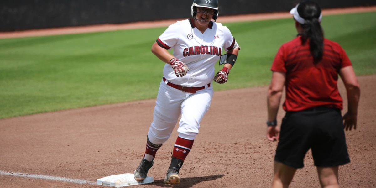 Gamecocks advance to SEC softball semifinals with 3-1 win over Miss. State