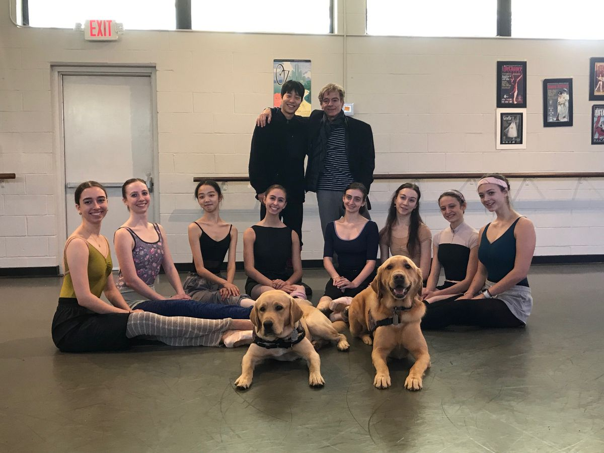 Talk of the Town: LifeChance - a time when ballet and puppies benefit others
