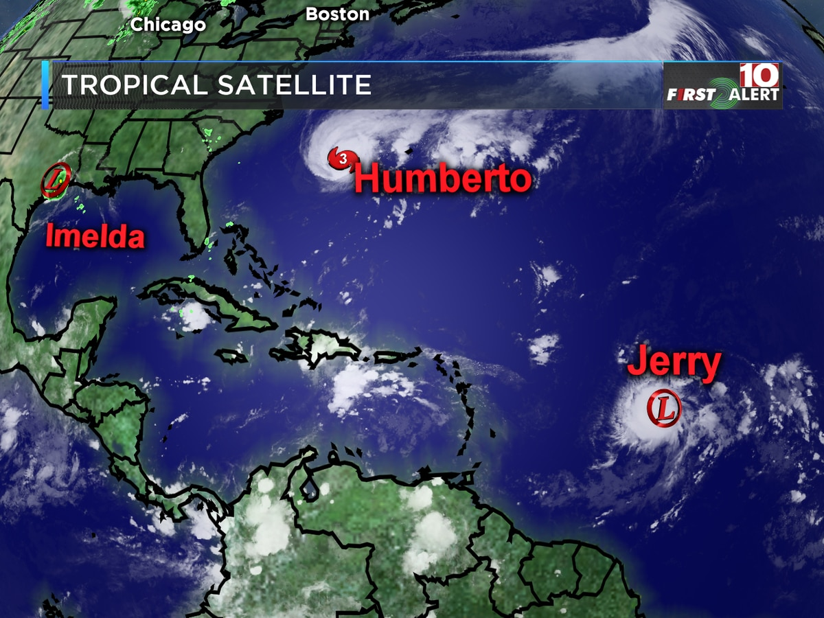 Tropics Are Heating Up