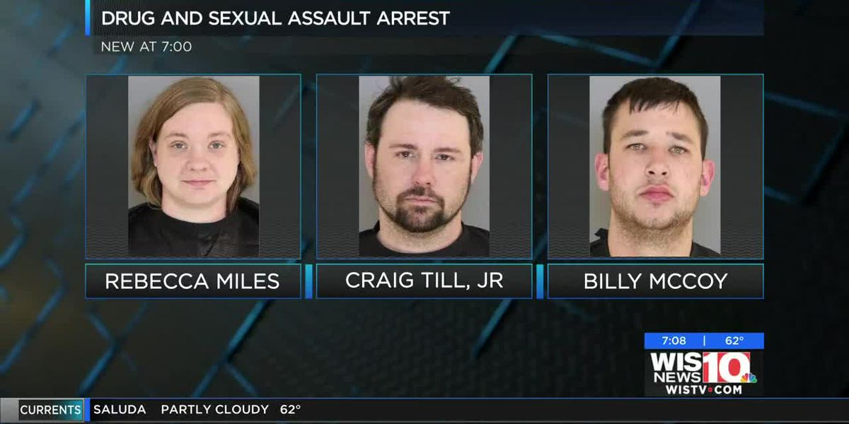 Sexual assault case leads to drug bust in Sumter County