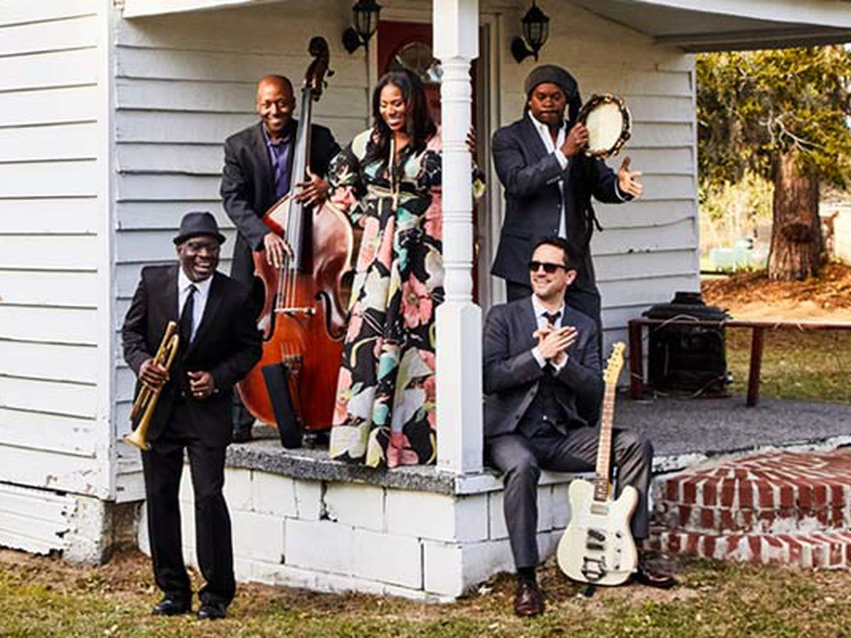 Lowcountry Gullah folk band wins big at the Grammy Awards