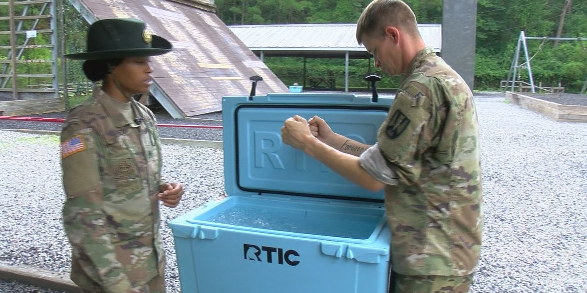 Fort Jackson teaches soldiers to beat the enemy... and the heat