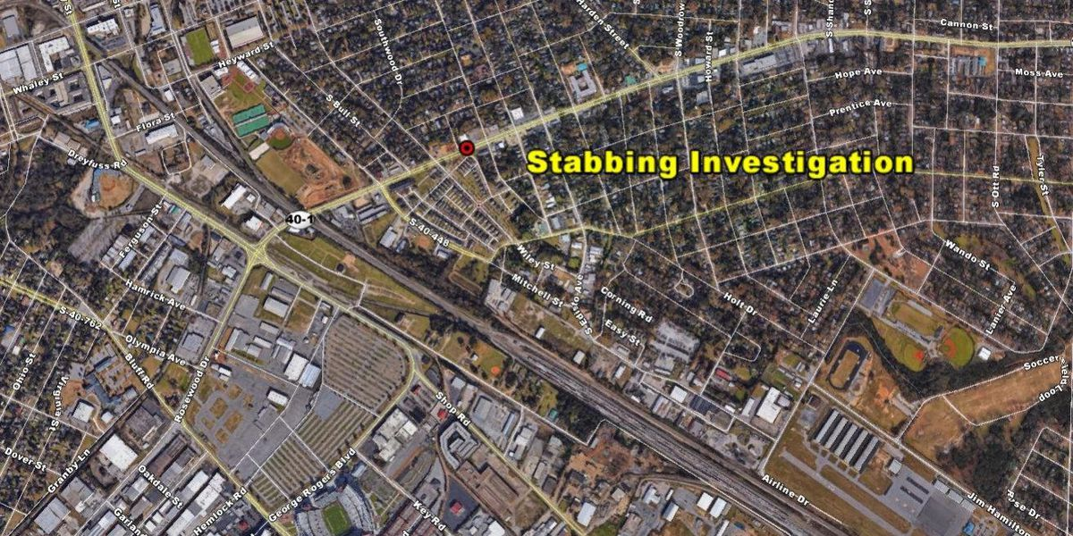 CPD investigates stabbing on Rosewood Drive