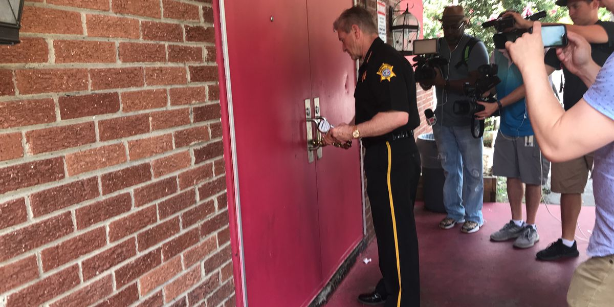 RCSD shuts down local business, uses new power for the first time